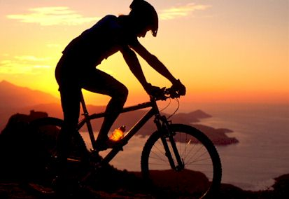 Monte Perone Mountain Bike Isola d'  Elba